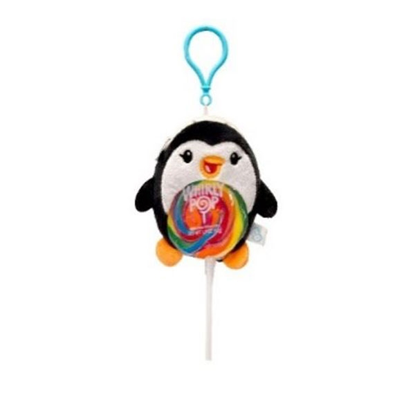 PENGUIN PLUSH LOLLIPOP