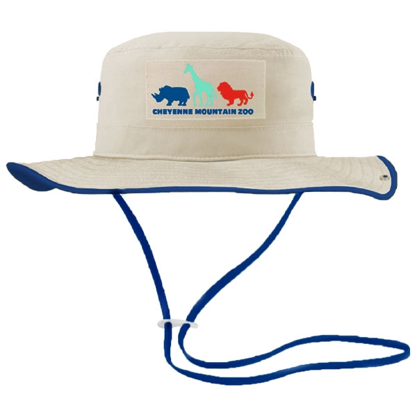 YOUTH AUSSIE HAT STONE