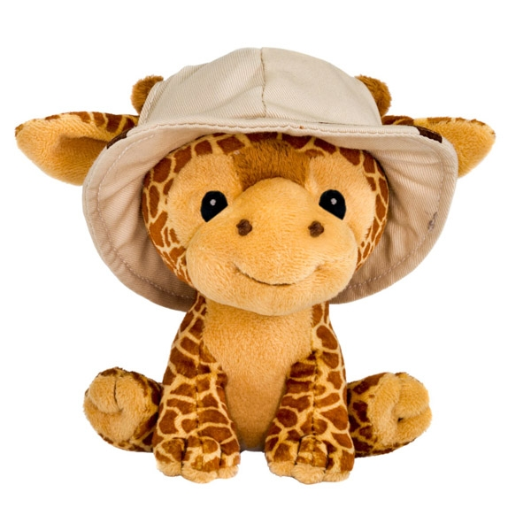 SAFARI FRIENDS GIRAFFE PLUSH