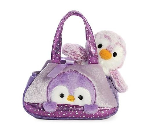 POM POM PENGUIN PET CARRIER