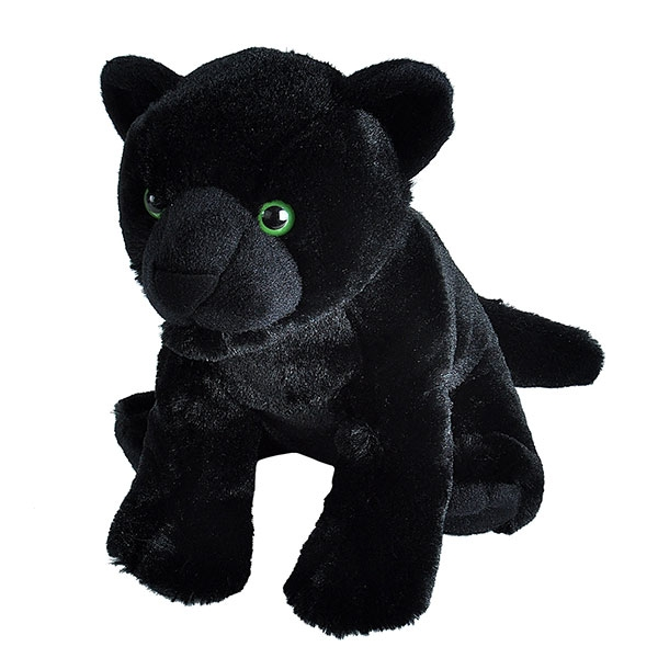 BLACK JAGUAR PLUSH