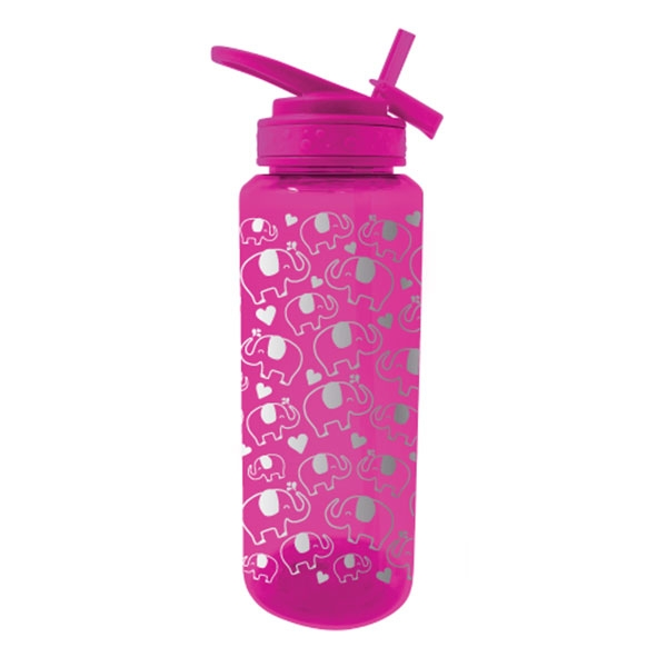 ELEPHANT FOIL WATER BOTTLE