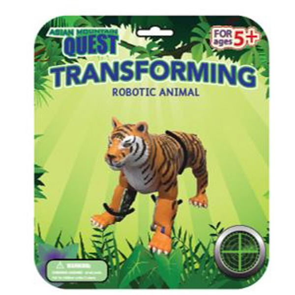 ASIAN MOUNTAIN QUEST TRANSFORMING TIGER