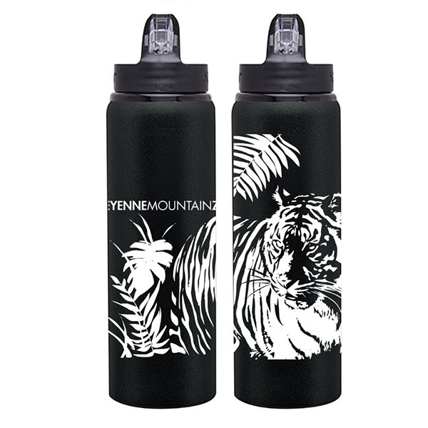 BOTTLE ALLURE TIGER