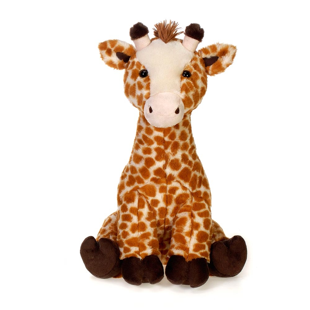 GIRAFFE SITTING PLUSH