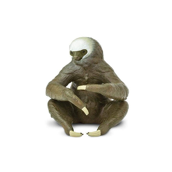 TWO TOED SLOTH REPLICA