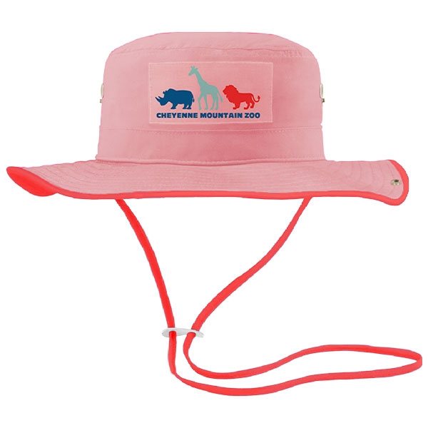 YOUTH AUSSIE HAT PINK