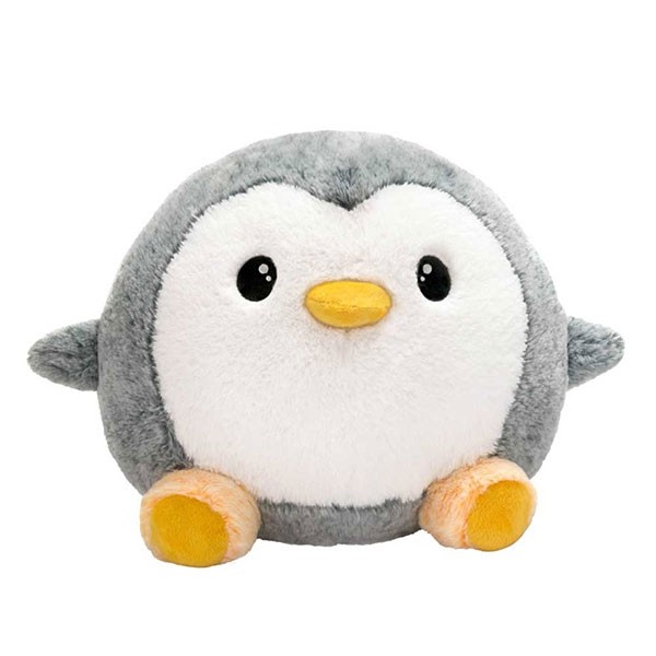 PENGUIN GUMBALL PLUSH