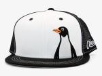 YOUTH BASEBALL HAT PENGUIN